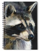 The Cat Food Bandit Spiral Notebook