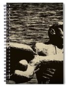 The Catch Spiral Notebook