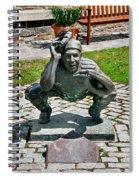 The Catcher Spiral Notebook