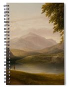 the Catskills  Spiral Notebook