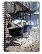 The Cauldrons Spiral Notebook