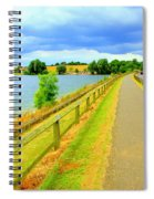 The Causeway Spiral Notebook