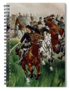 The Cavalry Spiral Notebook