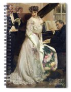 The Celebrated Spiral Notebook