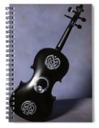 The Celtic Lady 3 Spiral Notebook