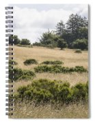 The Central Coast In May Spiral Notebook