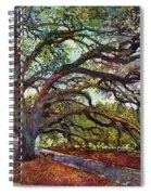 The Century Oak Spiral Notebook