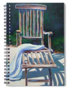 The Chair Spiral Notebook