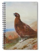 The Challenge By Thorburn Spiral Notebook