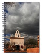 The Chapel Spiral Notebook