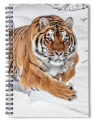 The Chase Is On Spiral Notebook