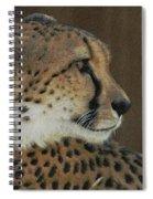 The Cheetah 2 Spiral Notebook