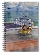 The Chess Game Spiral Notebook