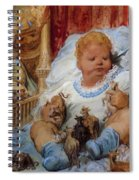 The Childhood Of Pantagruel Spiral Notebook