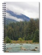 The Chillkoot River 2 Spiral Notebook