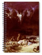The Christian Martyrs Spiral Notebook