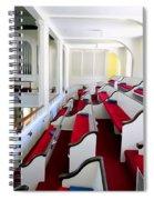 The Church Balcony Spiral Notebook