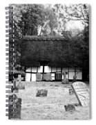 The Churchyard Spiral Notebook