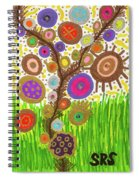 The Circle Tree Spiral Notebook