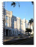 The Citadel In Charleston IIi Spiral Notebook