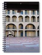 The Citadel In Charleston Iv Spiral Notebook
