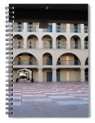 The Citadel In Charleston Iv Spiral Notebook