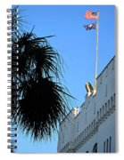 The Citadel In Charleston Spiral Notebook