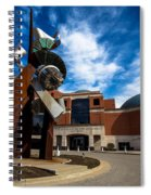 The Clay Center Spiral Notebook