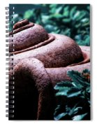 The Clay Horn Spiral Notebook