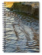 The Cliffs Of Sauble Spiral Notebook