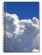 The Cloud Spiral Notebook