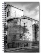 The Coal Silos Spiral Notebook