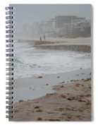 The Coast Spiral Notebook