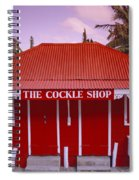 The Cockle Shop Spiral Notebook