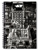 The Cockpit Spiral Notebook