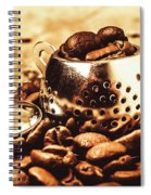 The Coffee Roast Spiral Notebook