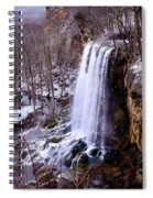 The Cold Morning Spiral Notebook