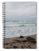 The Cold Sea Spiral Notebook
