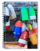 The Collection Spiral Notebook