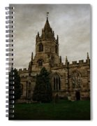 The Collegiate Church Of Saint Bartholomew Spiral Notebook