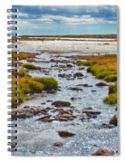 The Colorado Tundra Spiral Notebook