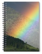 The Colors Of The Rainbow Spiral Notebook
