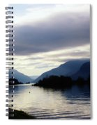 The Columbia River  Spiral Notebook
