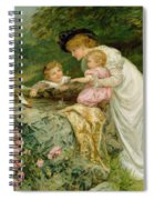 The Coming Nelson Spiral Notebook