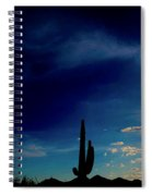 The Coming Of Light Spiral Notebook