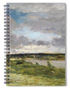 The Coming Storm, Early Spring Spiral Notebook