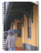 The Commuter Spiral Notebook