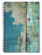 The Concrete Sky Spiral Notebook