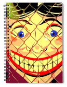 The Coney Smile Spiral Notebook