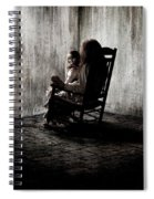 The Conjuring Spiral Notebook